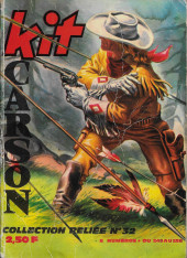 Kit Carson -Rec32- Collection reliée N°32 (du n°249 au n°256)