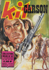 Kit Carson -Rec53- Collection reliée N°53 (du n°399 au n°402)