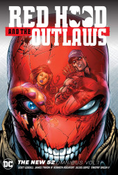 Red Hood and the Outlaws (2011) -INT- The New 52 Omnibus Vol. 1