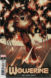 Wolverine Vol.7 (Marvel comics - 2020) -3- You Didn't See Nothing