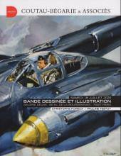 (Catalogues) Ventes aux enchères - Coutau-Bégarie - Coutau-Bégarie et associés - Bande dessinée et illustration - samedi 18 juillet 2020 - galerie deux6 - paris.