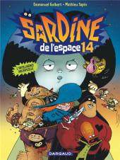Sardine de l'espace (Dargaud) -14- L'intelligence archificelle