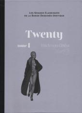 Les grands Classiques de la Bande Dessinée érotique - La Collection -109109- Twenty - Tome 1