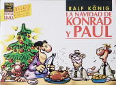 El Víbora (en espagnol) -PUB- La Navidad de Konrad y Paul