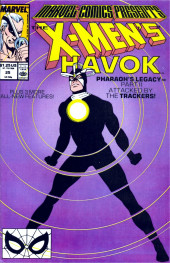 Marvel Comics Presents Vol.1 (Marvel Comics - 1988) -25- Attacked by the Trackers!