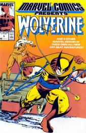 Marvel Comics Presents Vol.1 (Marvel Comics - 1988) -5- Issue # 5