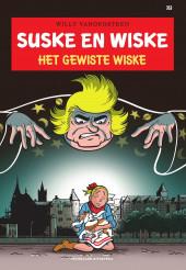 Suske en Wiske -353- Het gewiste Wiske