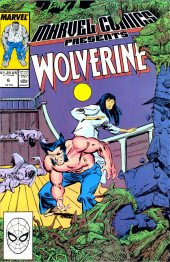 Marvel Comics Presents Vol.1 (Marvel Comics - 1988) -6- Issue # 6