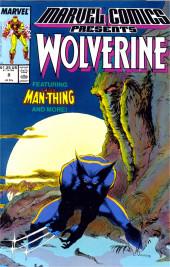 Marvel Comics Presents Vol.1 (Marvel Comics - 1988) -8- Issue # 8