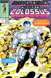 Marvel Comics Presents Vol.1 (Marvel Comics - 1988) -15- Showdown with the Cold Warriors!