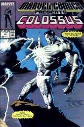 Marvel Comics Presents Vol.1 (Marvel Comics - 1988) -16- Colossus...in the Clutches of the C.I.A.!