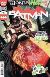 Batman Vol.3 (DC Comics - 2016) -96- The Joker War, Part Two