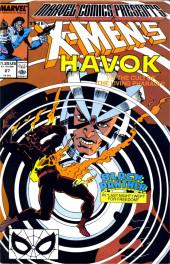 Marvel Comics Presents Vol.1 (Marvel Comics - 1988) -27- Havok vs. the Cult of the Living Pharaoh!