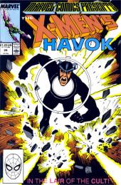 Marvel Comics Presents Vol.1 (Marvel Comics - 1988) -28- In the Lair of the Cult!