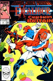 Marvel Comics Presents Vol.1 (Marvel Comics - 1988) -33- Battle of Britains!