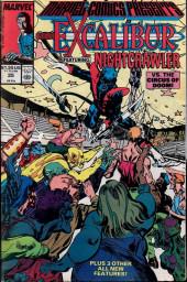 Marvel Comics Presents Vol.1 (Marvel Comics - 1988) -35- Nightcrawler vs. the Circus of Doom!