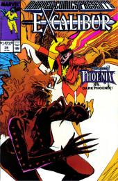 Marvel Comics Presents Vol.1 (Marvel Comics - 1988) -36- Phoenix vs. Dark Phoenix!