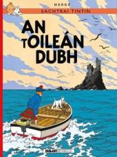 Tintin (en langues étrangères) -7Gallois- An tOilean Dubh