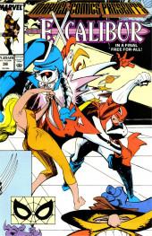 Marvel Comics Presents Vol.1 (Marvel Comics - 1988) -38- Excalibur in a Final Free For-All!