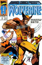 Marvel Comics Presents Vol.1 (Marvel Comics - 1988) -45- Shadow Birth!