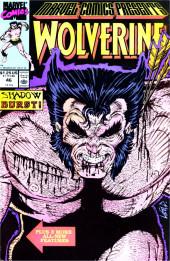 Marvel Comics Presents Vol.1 (Marvel Comics - 1988) -46- Shadow Burst!