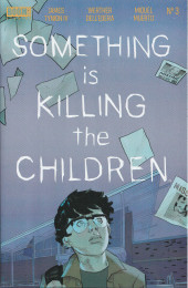 Something is Killing the Children (Boom! - 2019) -3- The Angel of Archer's Peak Part Three