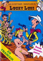 Lucky Luke (Pub et Pastiches) -Past- Les Aventures sexuelles de Lucky Luke