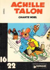 Achille Talon (16/22) -746- Achille Talon chante Noël
