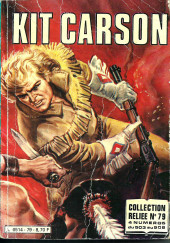 Kit Carson -Rec79- Collection reliée n°79 (du n°503 au n°506)