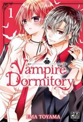 Vampire Dormitory -1- Tome 1