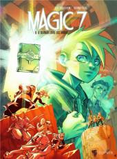 Magic 7 -9- Le dernier livre des mages