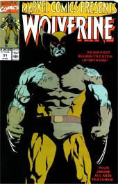 Marvel Comics Presents Vol.1 (Marvel Comics - 1988) -51- Issue # 51