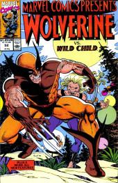 Marvel Comics Presents Vol.1 (Marvel Comics - 1988) -52- Wolverine vs. Wild Child