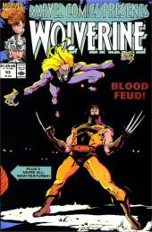Marvel Comics Presents Vol.1 (Marvel Comics - 1988) -53- Blood Feud!