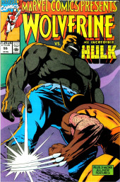 Marvel Comics Presents Vol.1 (Marvel Comics - 1988) -55- Wolverine vs. The Incredible Hulk