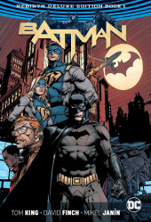 Batman Vol.3 (DC Comics - 2016) -INTHC01- Batman: The Rebirth Deluxe Edition - Book 1