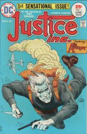 Justice Inc. Vol.1 (DC comics - 1975) -1- Issue # 1