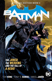 Batman Vol.3 (DC Comics - 2016) -INTHC04- Batman: Deluxe Edition - Book 4