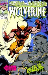 Marvel Comics Presents Vol.1 (Marvel Comics - 1988) -57- Issue # 57