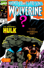 Marvel Comics Presents Vol.1 (Marvel Comics - 1988) -58- But Who Is Their Mysterious Foe?!