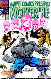 Marvel Comics Presents Vol.1 (Marvel Comics - 1988) -59- Too Many Wolverines...