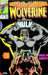 Marvel Comics Presents Vol.1 (Marvel Comics - 1988) -60- Hulk Amok!