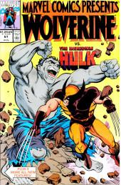Marvel Comics Presents Vol.1 (Marvel Comics - 1988) -61- Issue # 61