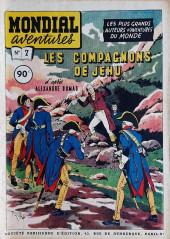 Mondial aventures -7- Les compagnons de Jéhu