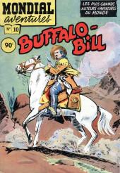 Mondial aventures -10- Buffalo-Bill