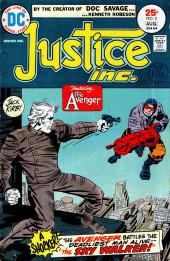 Justice Inc. Vol.1 (DC comics - 1975) -2- The Sky Walker!