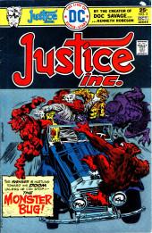 Justice Inc. Vol.1 (DC comics - 1975) -3- The Monster Bug!