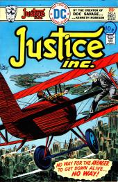 Justice Inc. Vol.1 (DC comics - 1975) -4- Issue # 4
