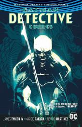 Detective Comics (1937), Période Rebirth (2016) -INTHC02- Batman - Detective Comics: The Rebirth Deluxe Edition Book 2