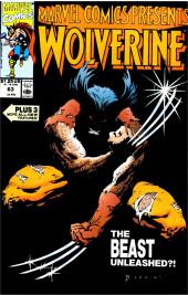 Marvel Comics Presents Vol.1 (Marvel Comics - 1988) -63- The Beast Unleashed?!